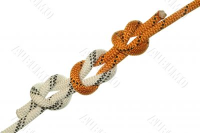Straight knot