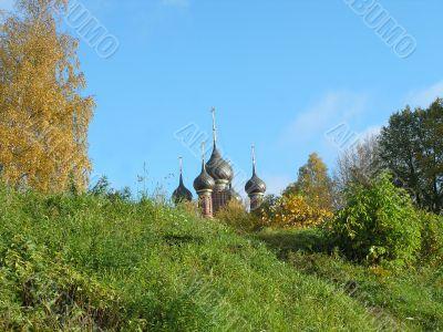 Christianity  church in Yaroslavl