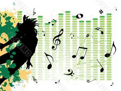 music melt active