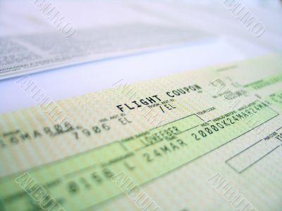 flight ticket 1