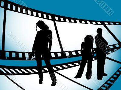 Film strip youth