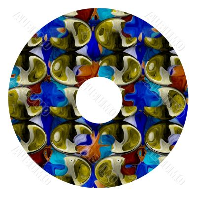Psychedelic Disk
