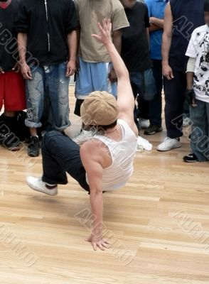 hip hop - breakdancing 1