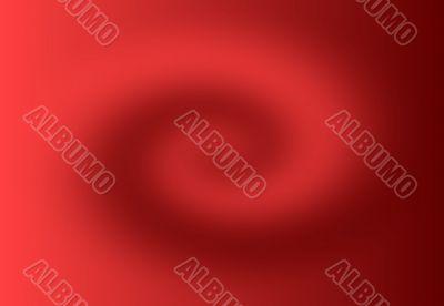 Red Swirl Background Texture
