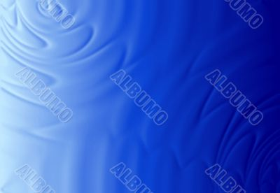 Blue Wave Background Texture