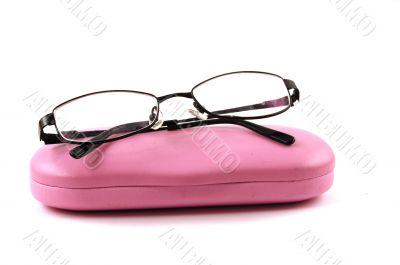 glasses on glassesetui