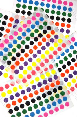 Dot abstract