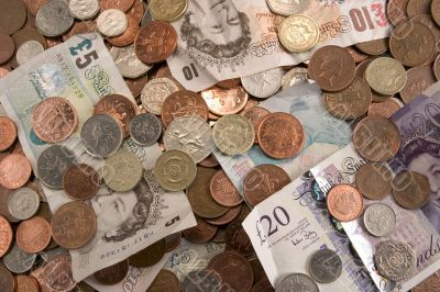 British currency 1