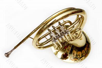 French Horn fragment.