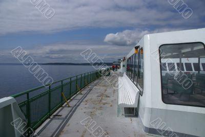 Passenger deck