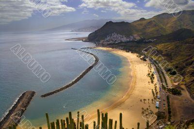 Teresitas Beach