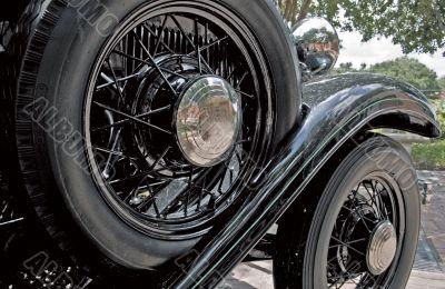 Antique Motor Car 2
