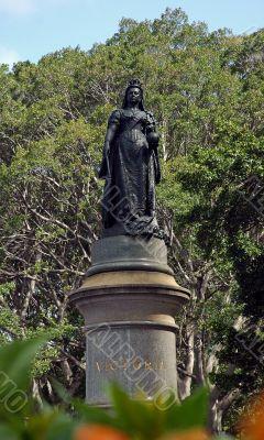 victoria sculpture