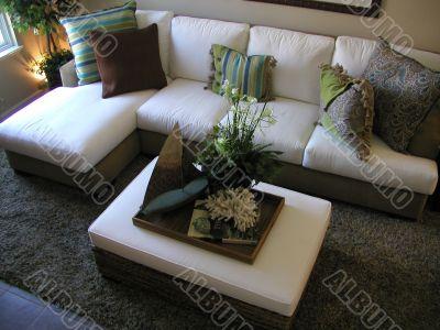 Fancy Living Space