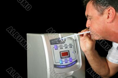 Breath Test Machine 2