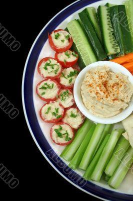 Healthy Entertaining Platter 2