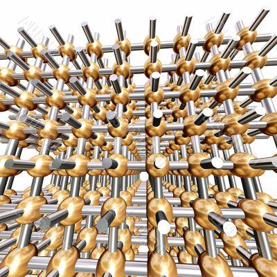Structure of a molecule