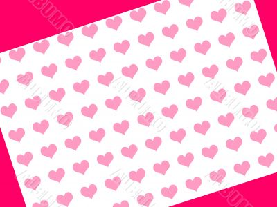 Texture with hearts,vector,wallpaper