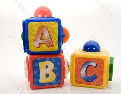 ABC toy