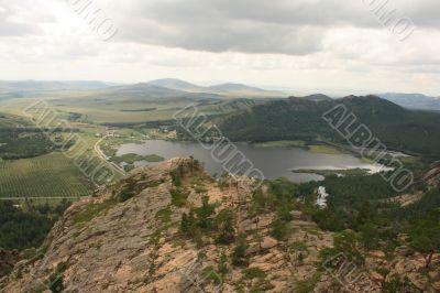 Peak Pioneer. Karkaralinsk. Kazakhstan