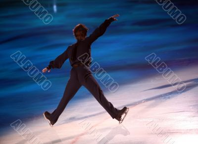 Figure skater