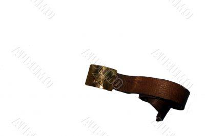 soldier`s strap