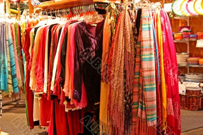 Colorful Marketplace