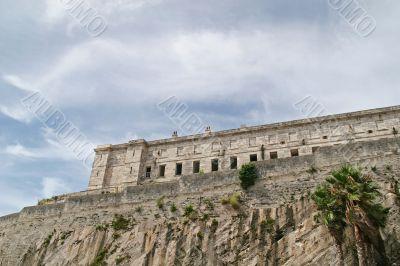 Old Prison on Cliff