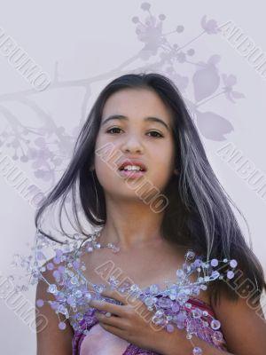 Asian glamor