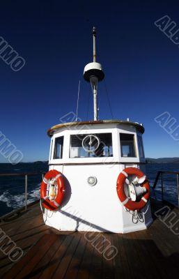 boating adventure