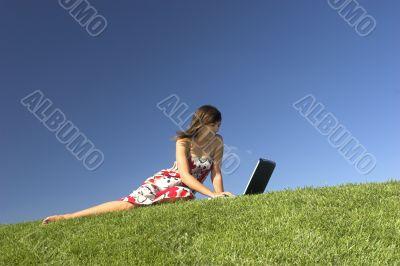 Outdoor study