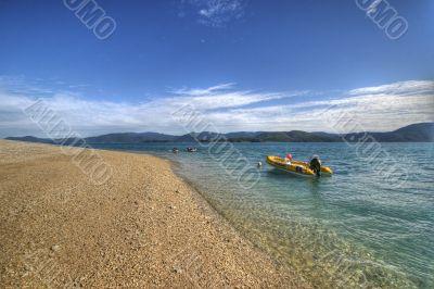 tropical island - daydream