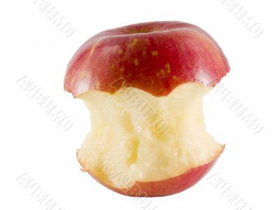 fuji apple core
