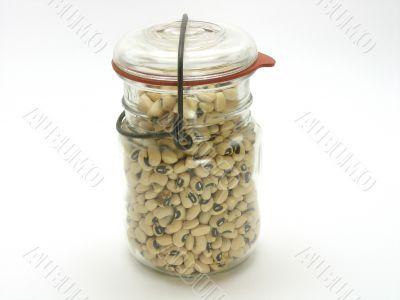 Mason Jar of Beans
