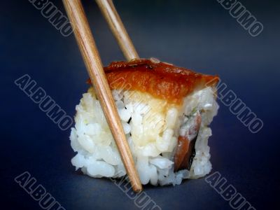 japanese role from rice and fish