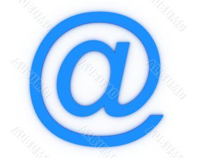 Sign of `at`