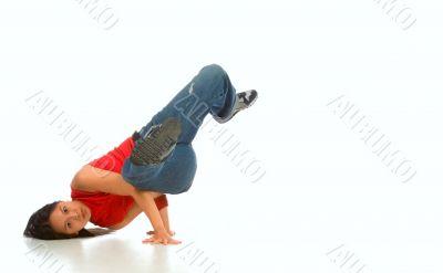 Break dancer #1