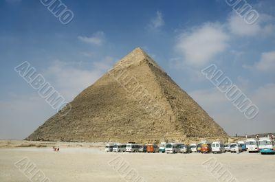 Great Pyramid of Khafre