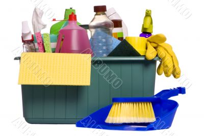 Cleaning Supplies 4