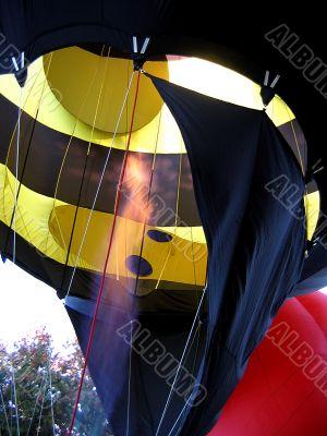 ballon burner