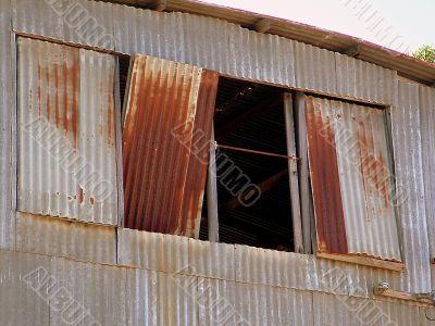 Rusty Building