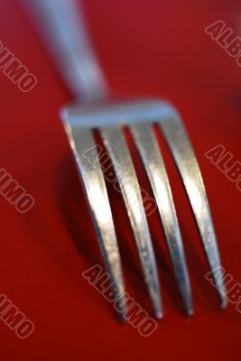 Shiny Dining fork