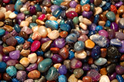 Assorted Color Stones