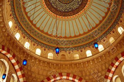 Ceiling Decoration Arabic Theme