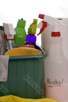 Cleaning Supplies 2