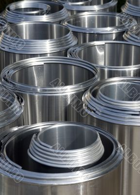 Stainless Steel Pipe Insulation Covers