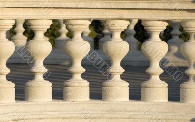 Curving Pillars 1