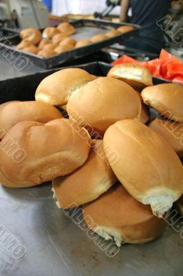Bakery buns