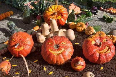 Carnival of pumpkins