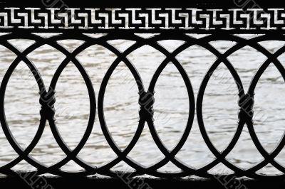 Cast iron lattice